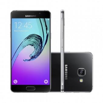 Smartphone Samsung Galaxy A5 2016 Duos Preto