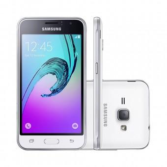 Smartphone Samsung Galaxy J3 2016 Duos Branco 4G