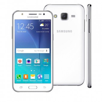Smartphone Samsung Galaxy J5 Branco Duos