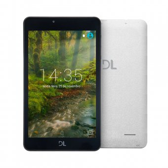 Tablet DL Creative Tela 7'' 8GB WIFI Branco TX380BRA