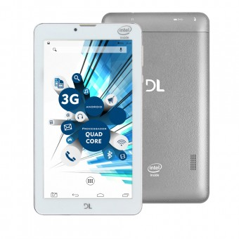 Tablet DL TabPhone 710 Pro Cinza