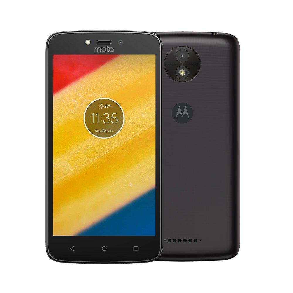 Smartphone Motorola Moto C Plus XT1726 Preto