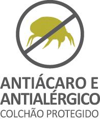 Antiácaro e Antialérgico