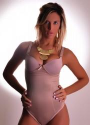 Body Modelador em Lycra