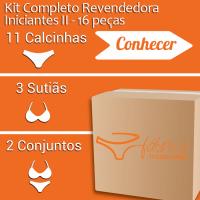 Kit Completo Revendedora Iniciantes II - 16 peças