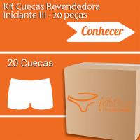 Kit Cuecas Revendedora Iniciante III