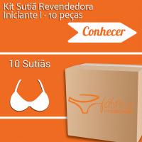 Kit Sutiã Revendedora Iniciante I-10 PEÇAS