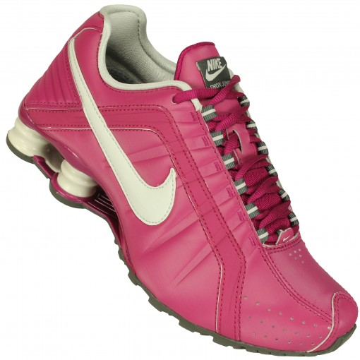 best website 07391 de83b ... junior 22ac7 585d9  france nike shox pink e415f abe50
