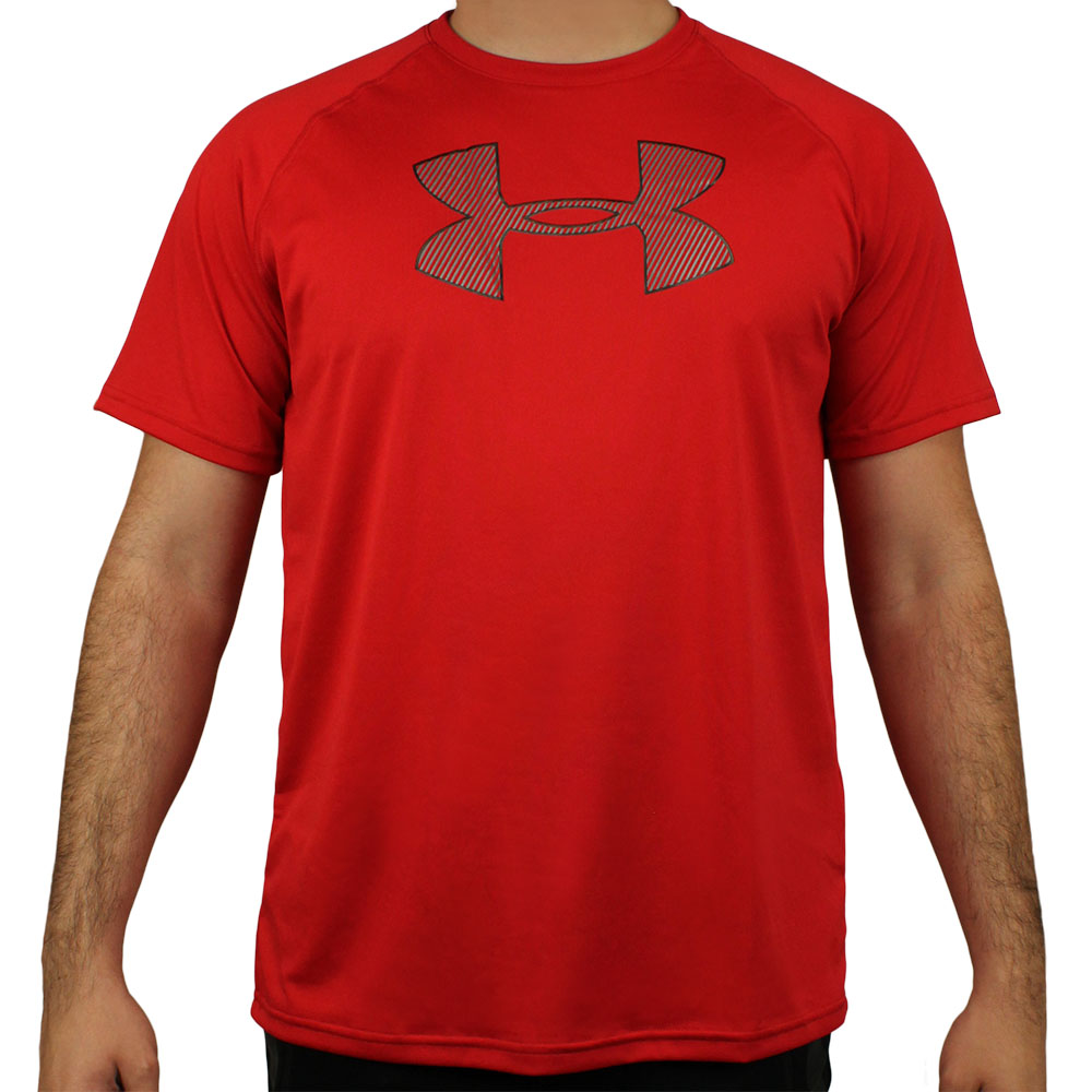 Imagem - Camiseta Under Armour Brazil Big Logo SS