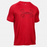 Imagem - Camiseta Under Armour Tech Camo Big Logo SS