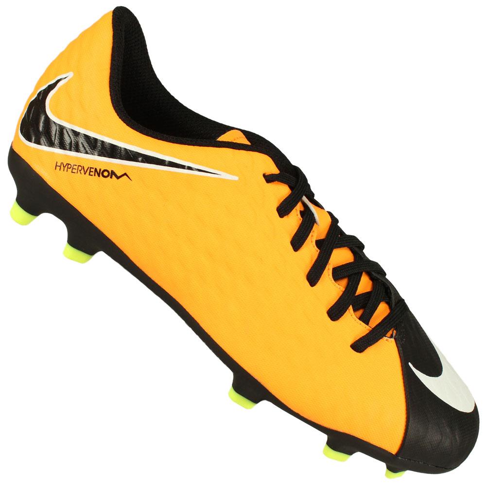 Imagem - Chuteira Campo Nike Hypervenom Phade III FG