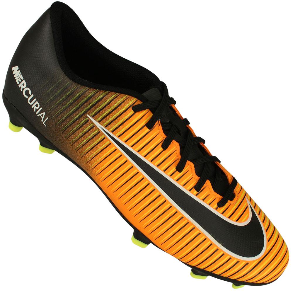 Imagem - Chuteira Campo Nike Mercurial Vortex III FG