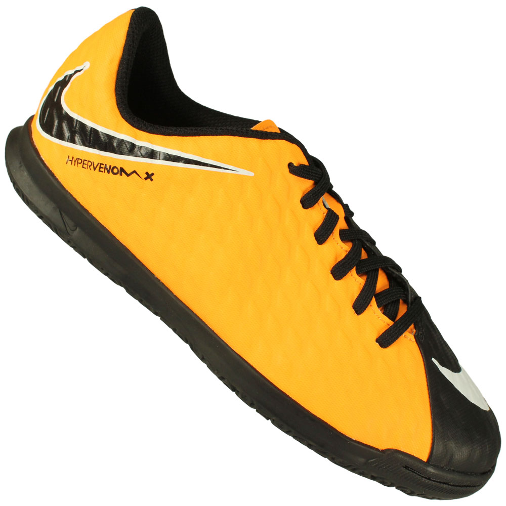 Imagem - Chuteira Futsal Nike Hypervenom Phade III Ic