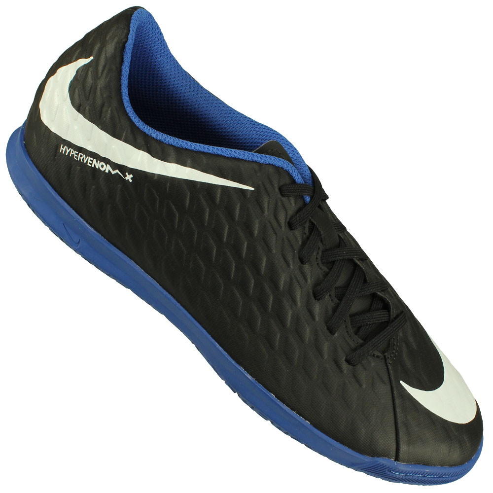 Imagem - Chuteira Futsal Nike Hypervenomx Phade III IC