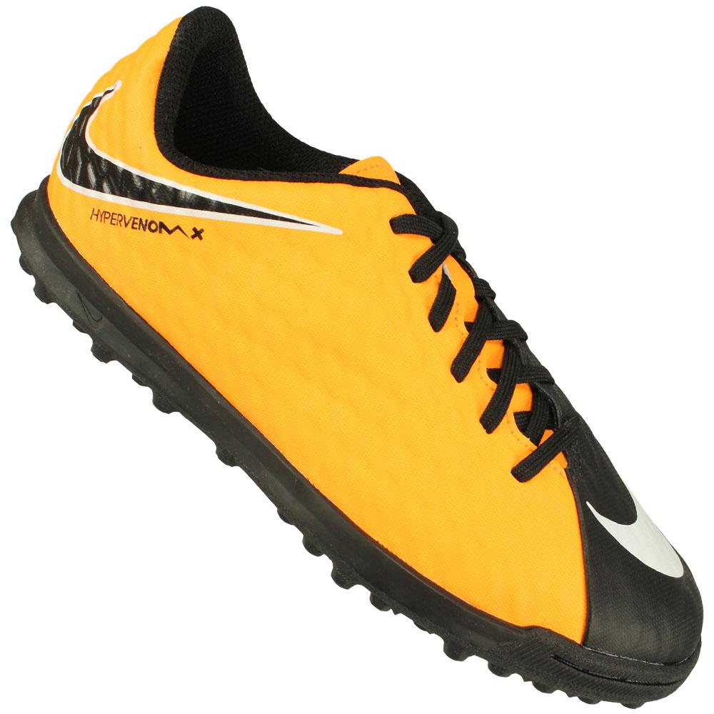 Imagem - Chuteira Society Nike Hypervenom Phade III Tf