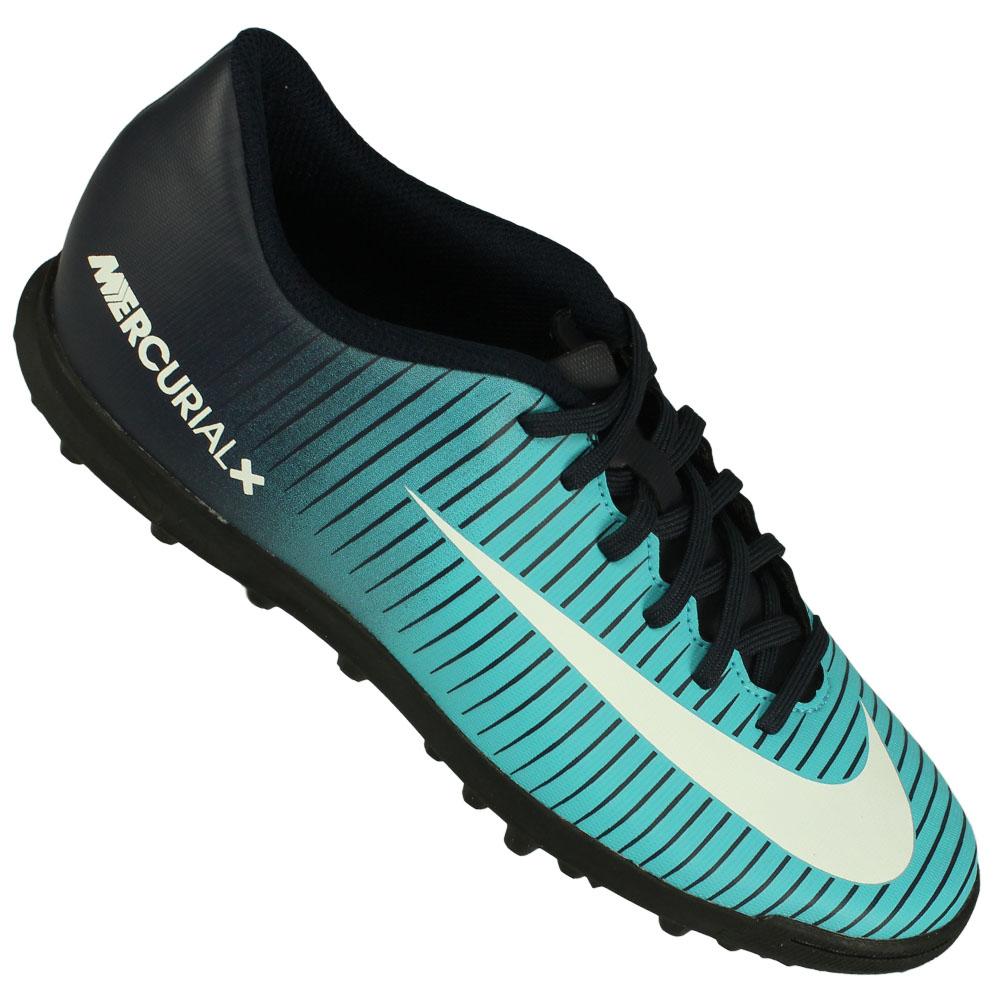 Imagem - Chuteira Society Nike Mercurial Vortex III TF