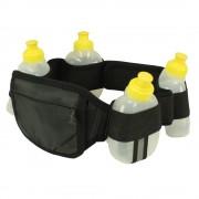 Imagem - Cinto Hidrolight Hidrata��o 4 Mini Garrafa Elastic