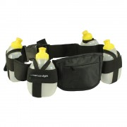 Imagem - Cinto Hidrolight Hidrata��o 4 Mini Garrafa Nylon