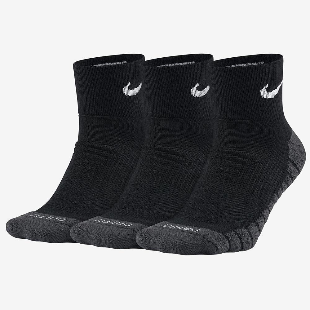 Imagem - Kit 3 Meias Nike Cano Medio Dry Cushion