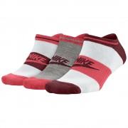 Imagem - Kit 3 Meias Nike Sportswear No Show