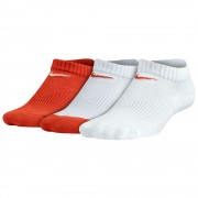 Imagem - Kit 3 Meias Nike Yth Cotton Cushion No-Show