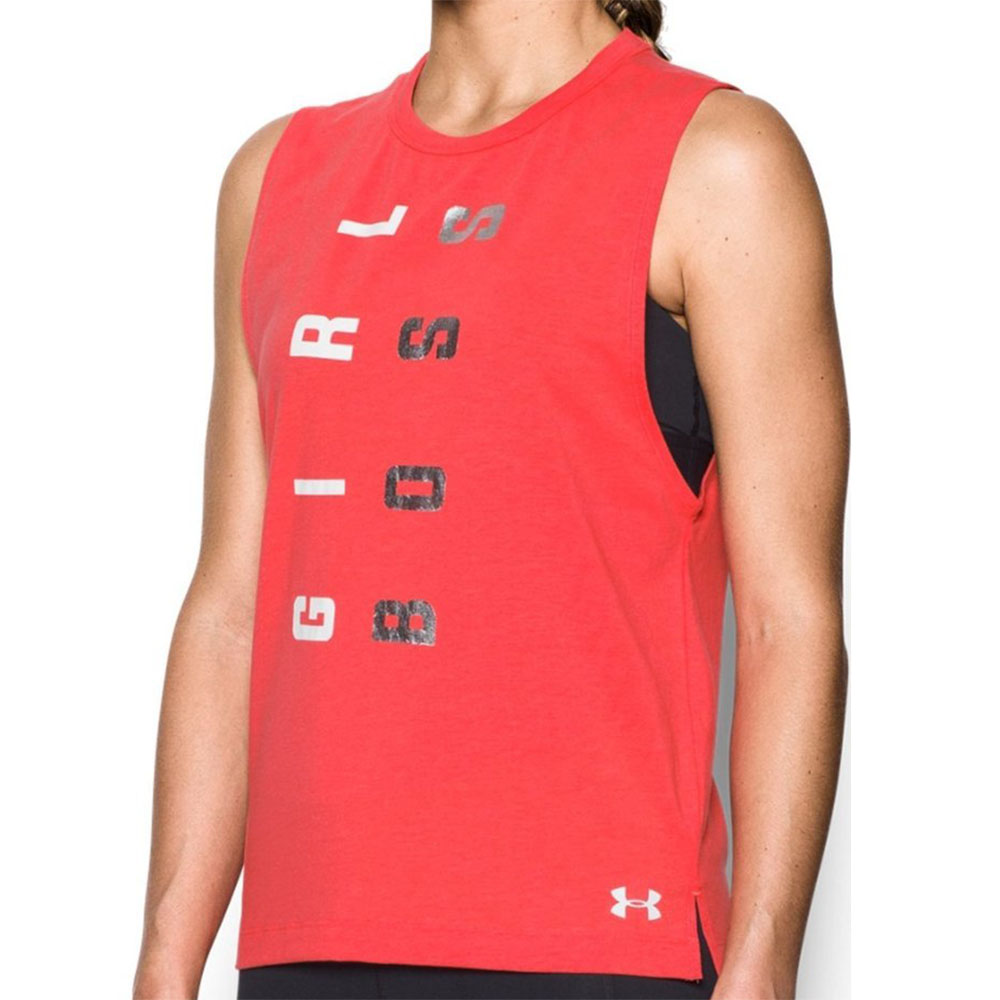 Imagem - Regata Under Armour Muscle Tank Boss