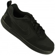 Imagem - T�nis Nike Court Borough Low Gs Juvenil