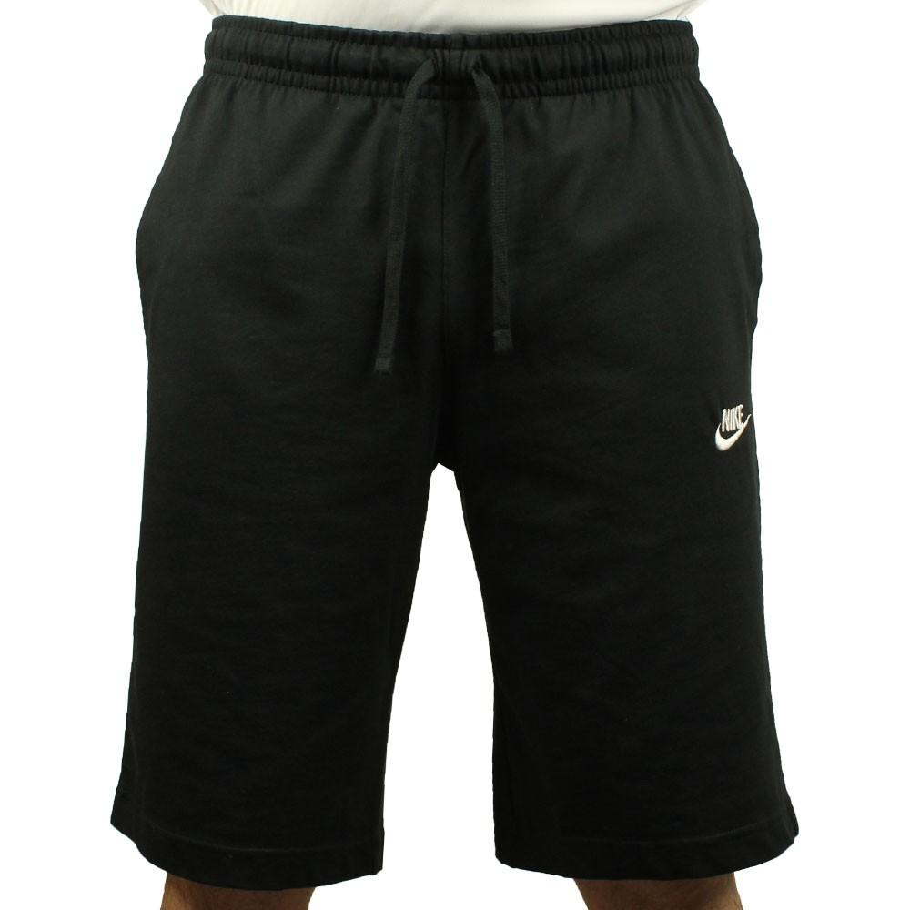 Bermuda Nike Sportswear Jsy Club Preto