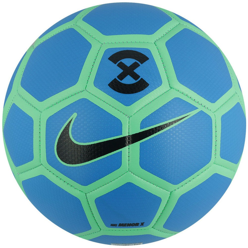 ef26bae12c ... Bola Futsal Nike Menor X Original bola futsal nike footballx menor azul  verde claro