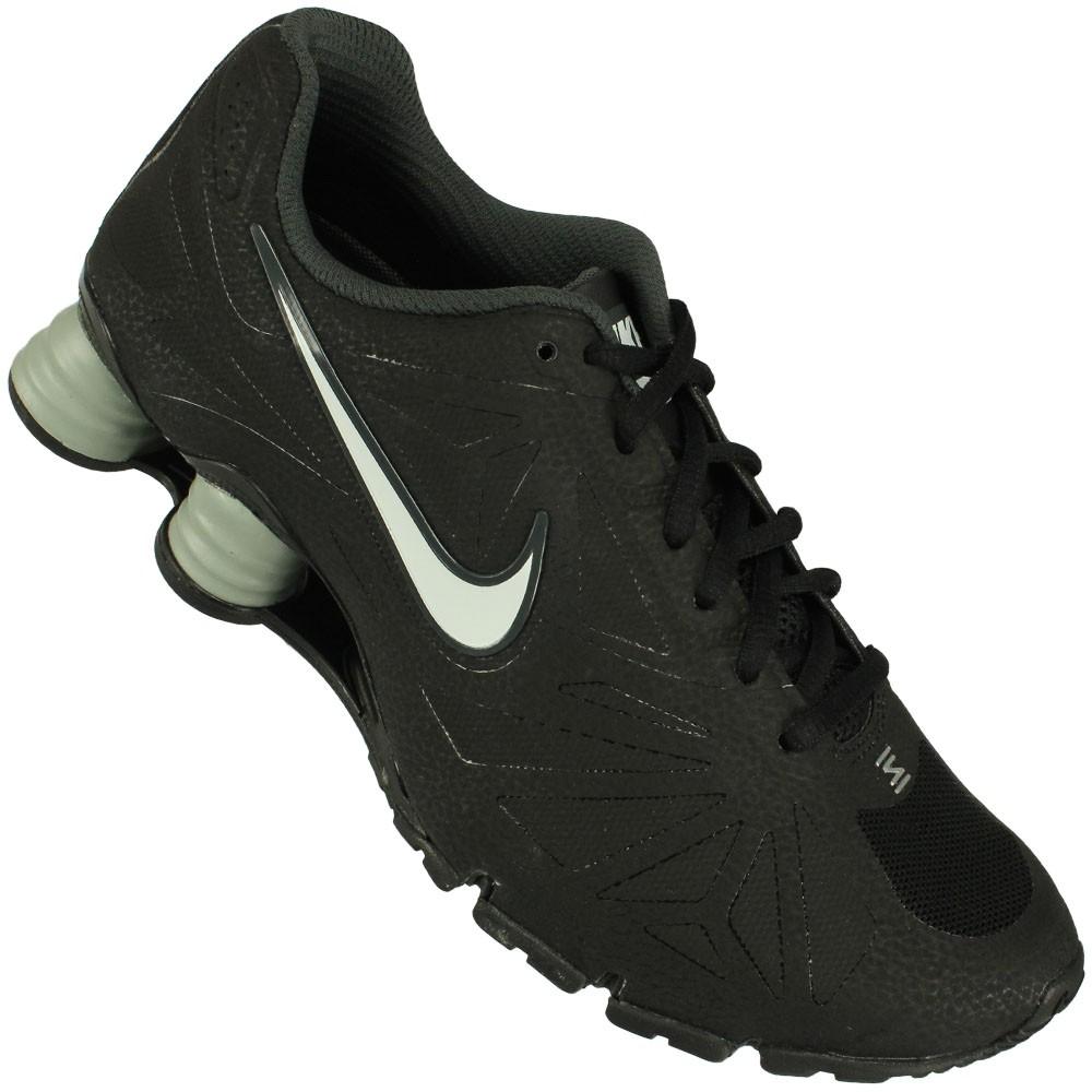 chaussures de sport fe2eb e6b17 Nike Shox Turbo 9 Preto realmortgagefinance.co.uk
