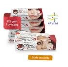 Kit com 5 MRoller - Dermaroller para Microagulhamento com Agulhas de Tit�nio - Anvisa 80986180002