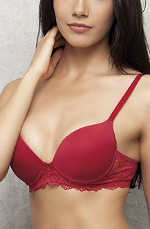 Imagem - Sutiã com corpo rendado 33501IS  - 33501IS0001