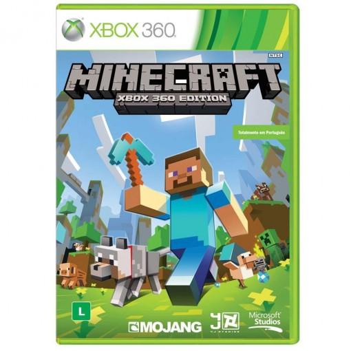 Jogo Minecraft - Xbox 360 Edition
