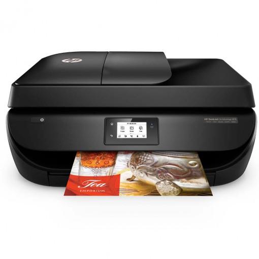 Multifuncional Jato de Tinta HP DeskJet Ink Advantage 4676 All-in-One - Colorida