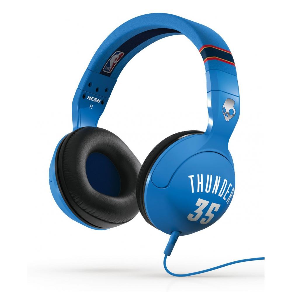 Fone de ouvido Skullcandy Hesh 2 - Kevin Durant da NBA - SKULLCANDY