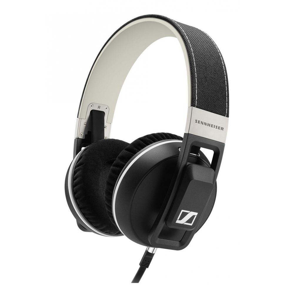 Fone de ouvido tipo headphone dobrável URBANITEXL Preto - SENNHEISER