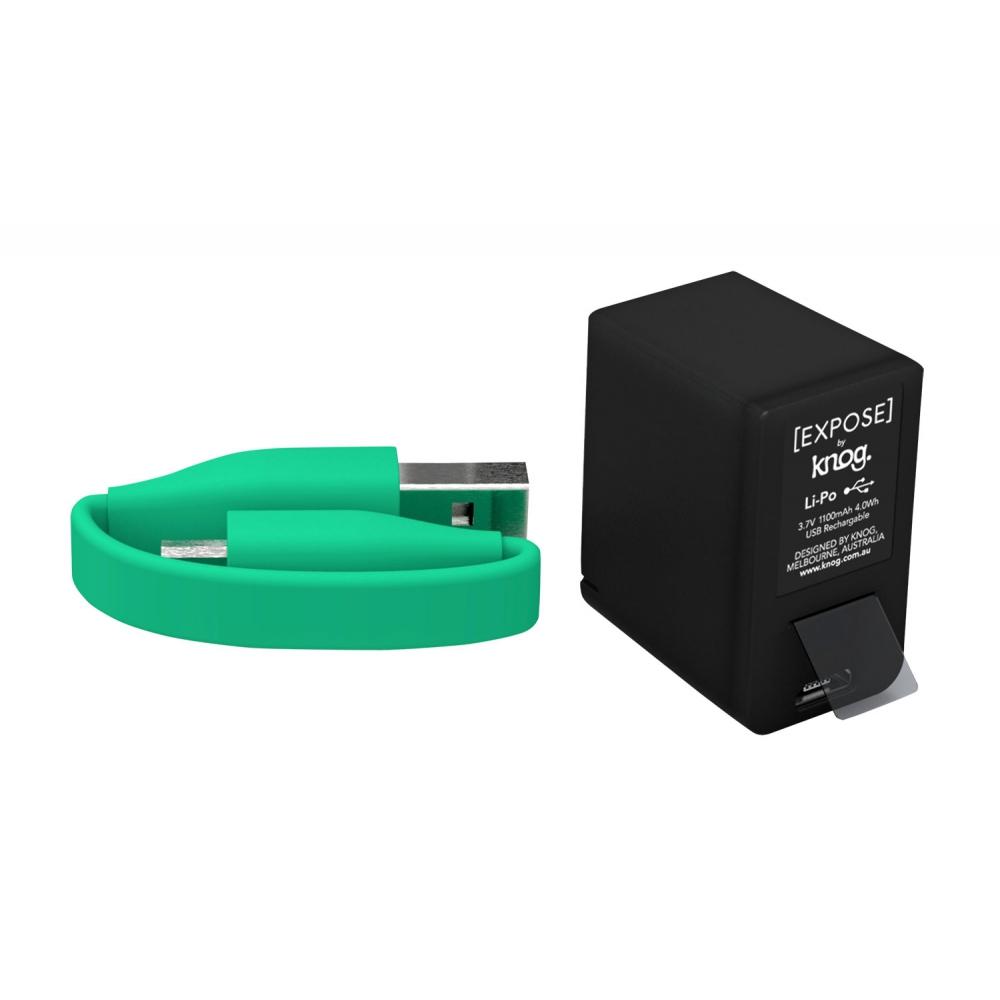 Bateria Reserva Knog para Qudos Action Video Light - 11630