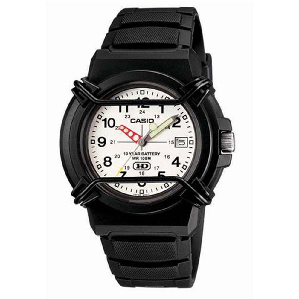 Relógio Masculino Analógico Casio HDA600B7BVDF - Preto