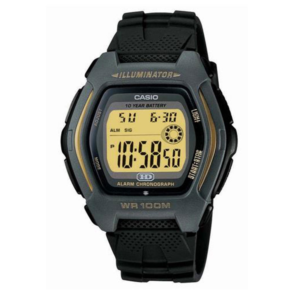 Relógio Masculino Analógico Casio HDD-600G-9AVDF - Preto