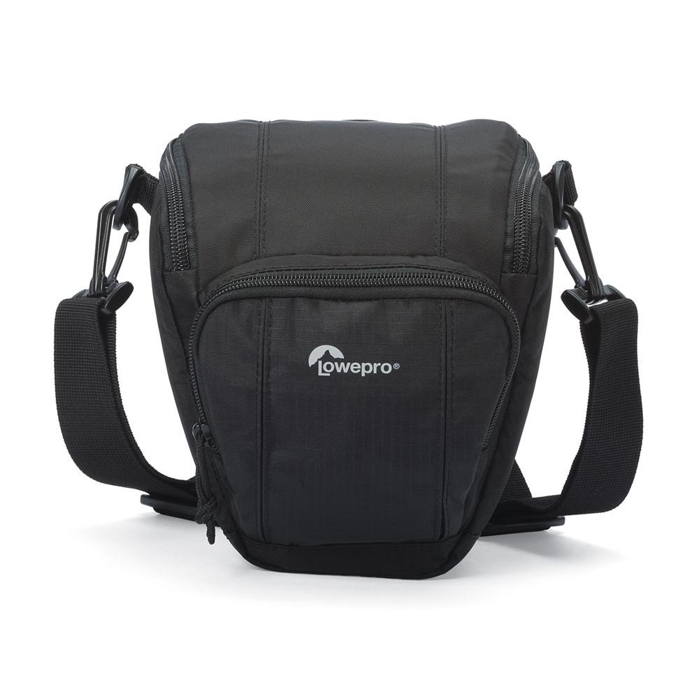 Bolsa para câmera digital SLR com lente e acessórios - Toploader Zoom 45 AW II - LOWEPRO