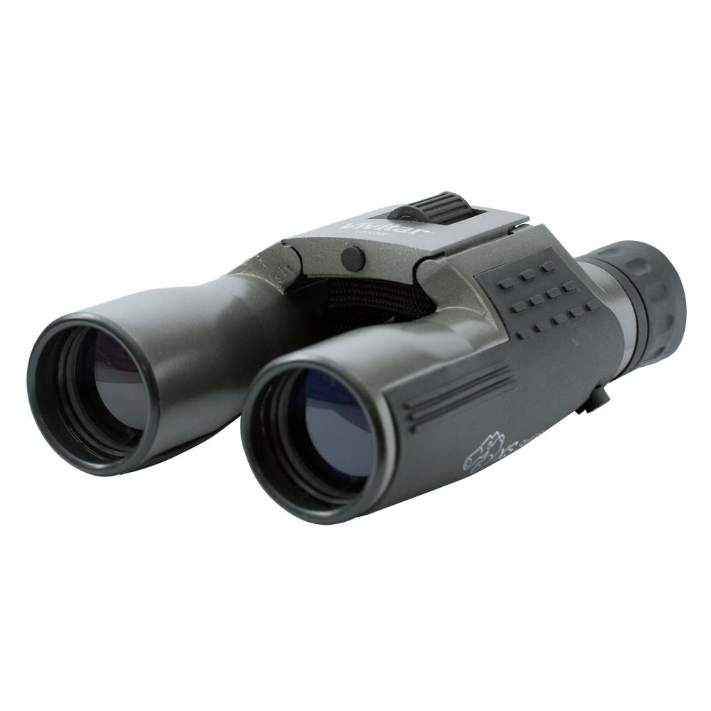 Binóculo emborrachado com ampliação de 16x e lentes 32mm - VIVITAR