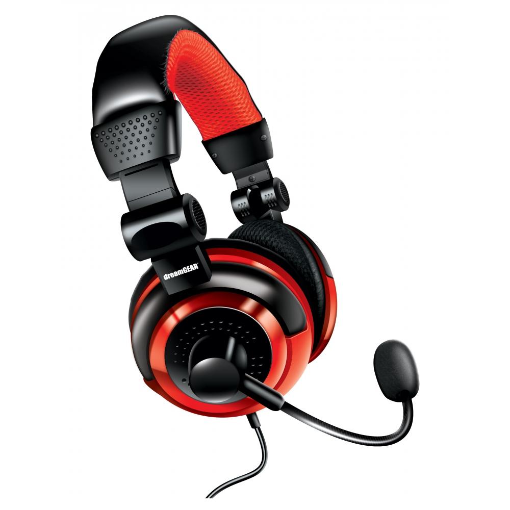 Headset Dreamgear para Consoles - DGUN-2571