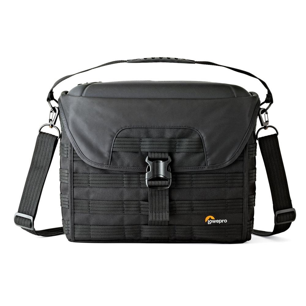 Bolsa de ombro para câmera DSLR, tablet e acessórios - Protactic SH 200 AW - LOWEPRO