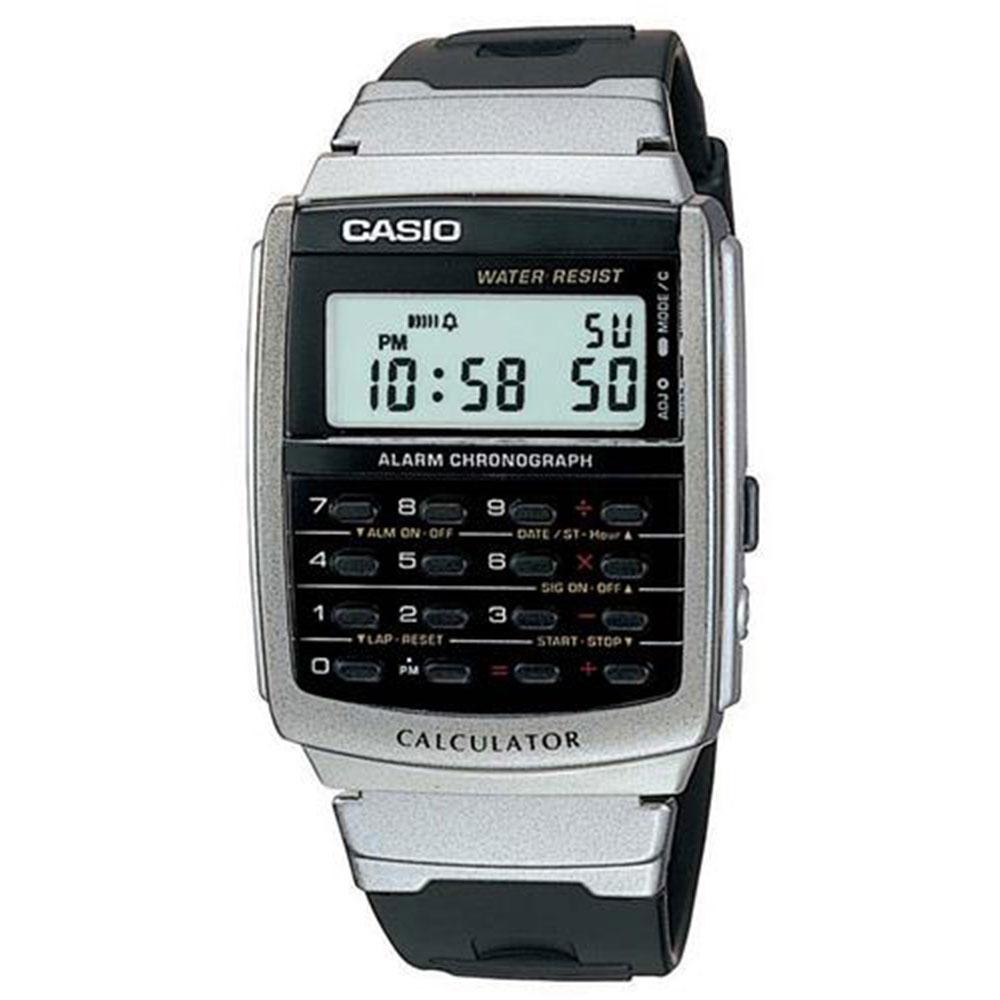 Relógio Unissex Digital Casio CA-56-1DF - Preto