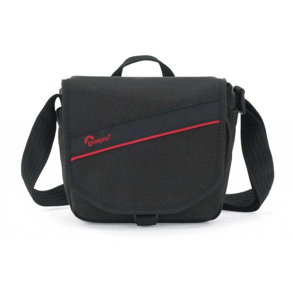 Bolsa de ombro para câmera digital SLR com lente e acessórios - Event Messenger 100 - LOWEPRO