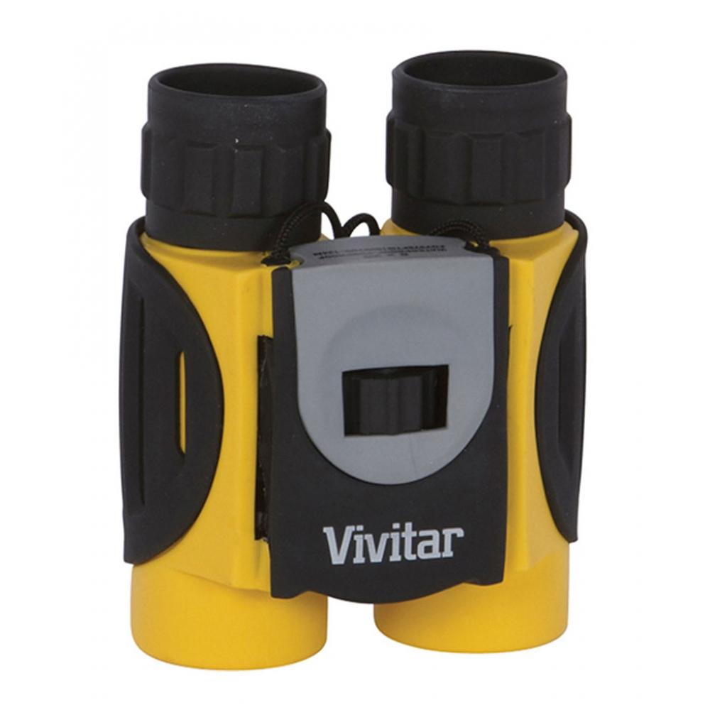Binóculo com zoom de 8X e lentes de 25mm - VIVITAR