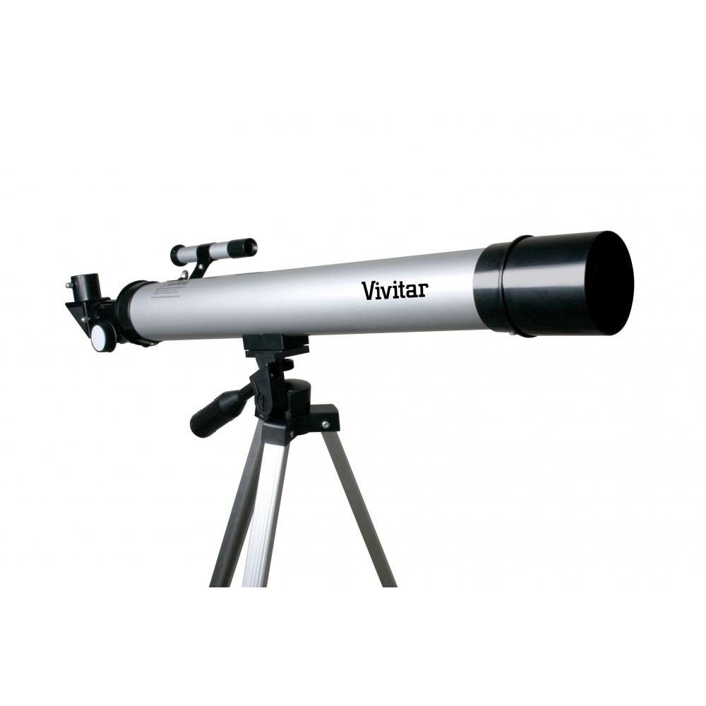 Telescópio de refração  60x/120x - VIVITAR