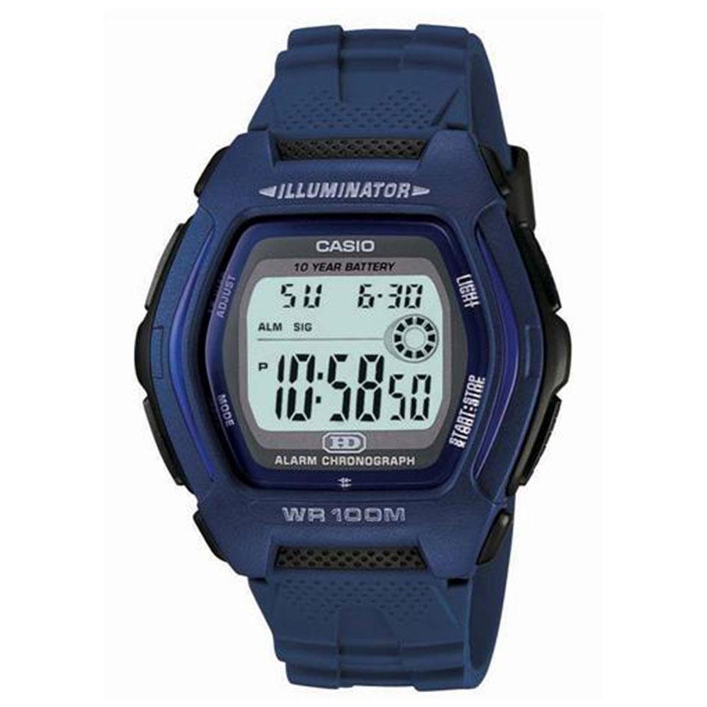 Relógio Masculino Digital Casio HDD600C2AVDF - Azul