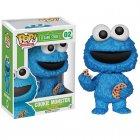 Boneco Colecionável Funko POP! TV: Sesame Street - Cookie Monster