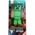 Boneco do Jogo Minecraft ZR Toys - Creeper